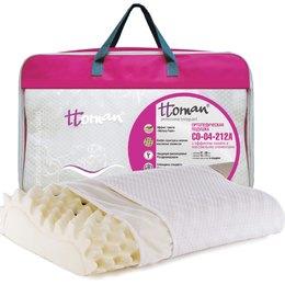 Подушка ортопедическая  с эффектом памяти и массажными элементами CO-04-212A