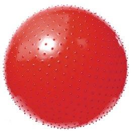 Мяч массажный гимнастический игольчатый VEGA-602/55