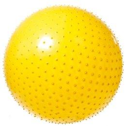 Мяч массажный гимнастический игольчатый VEGA-602/75