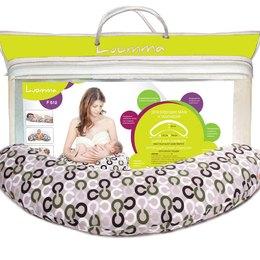 Подушка для беременных и кормящих женщин LumF-512. Размеры: 170х38 см / 190х38 см