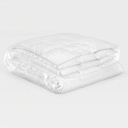 Шёлковое одеяло в чехле из сатина (100% хлопок)