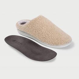 Обувь ортопедическая домашняя, натуральная шерсть
