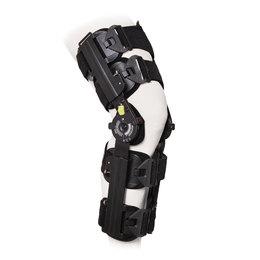 Ортез на коленный сустав с телескопическими шинами