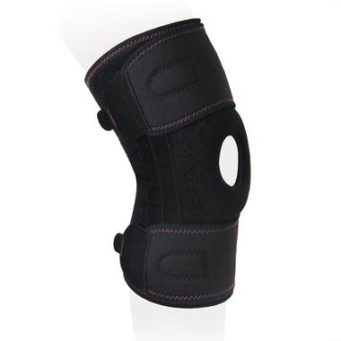 Бандаж на коленный сустав универсальный разъемный KS-053