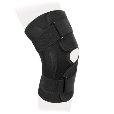 Бандаж на коленный сустав с полицентрическими шарнирами KS-050