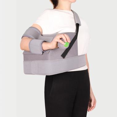 Бандаж фискирующий  плечевой сустав с абдукционной подушкой ФПС-06