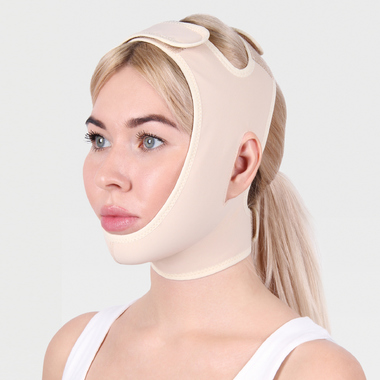 Compression mask